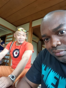 Motsu-san and Paul